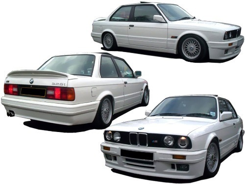 KIT CARROCERIA BMW E30 M-TECK