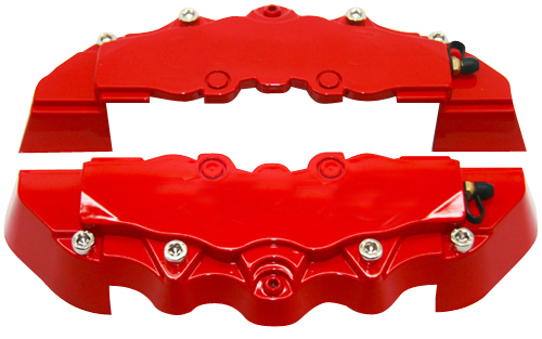 CALIPERS COVER KIT. (2 UDS) RED